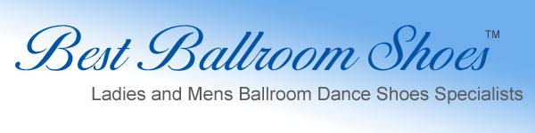Best Ballroom Shoes Logo